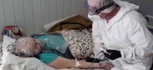 У Дніпрі лікарня вщент забита хворими на COVID