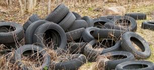 Сотни опасных отходов оказались под открытым небом по вине столичных коммунальщиков