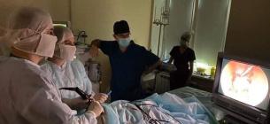 Львовские врачи успешно прооперировали двух мальчиков с папилломами гортани.Фото: Охматдет
