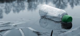 Несанкціоновані сміттєзвалища на Закарпатті забруднюють гірські річки