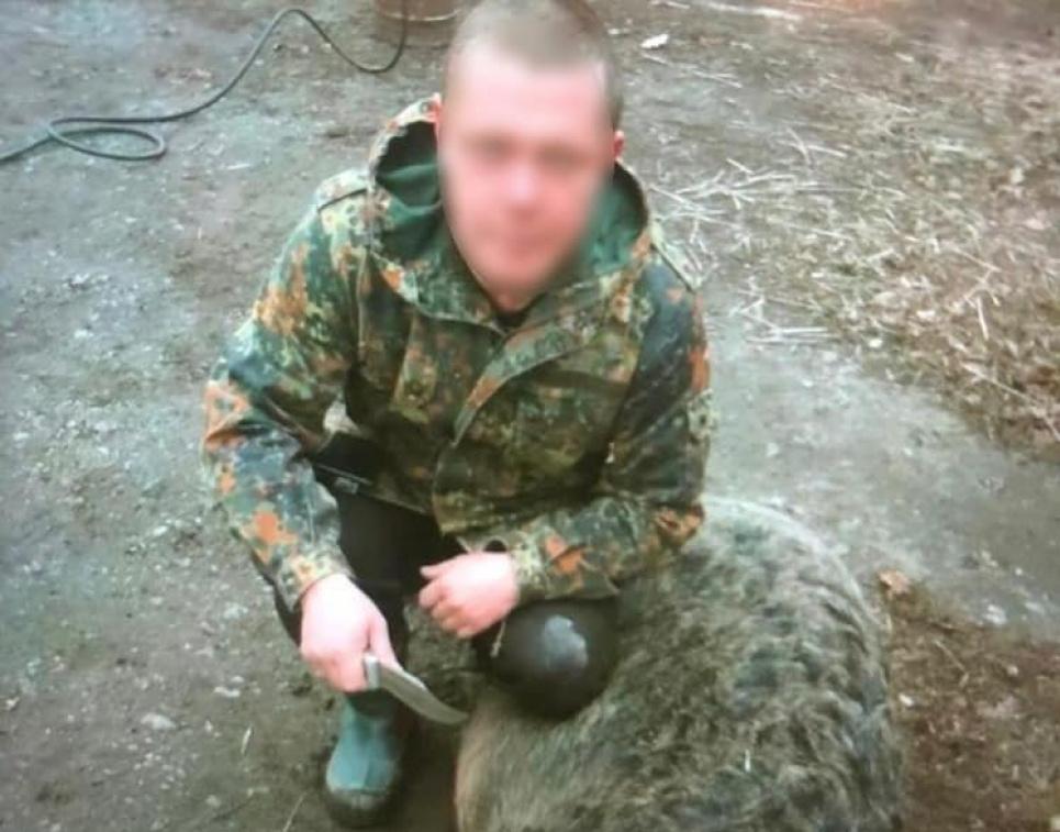 В Буче мужчина на улице стрелял в собаку, полицейские нашли живодера