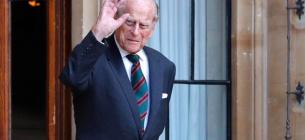 9 квітня помер принц Філіп, чоловік королеви Великобританії