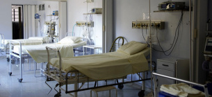 Нардепи випросили в Нацакадімії медичних наук 500 ліжок для хворих на COVID