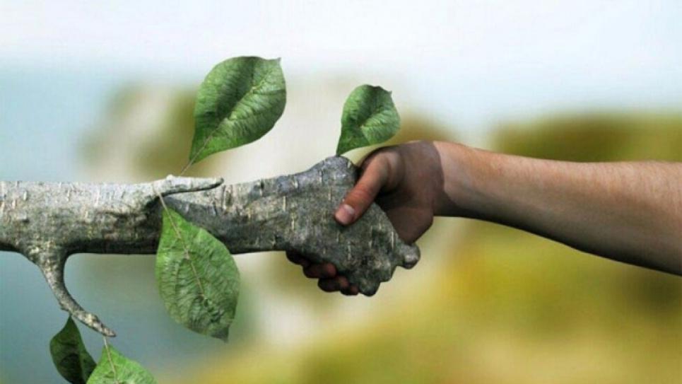 15 квітня світова спільнота відзначає День екологічних знань