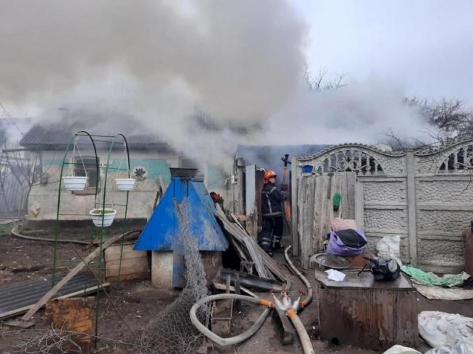 Смертельна пожежа: на Рівненщині горів притулок, загинуло 26 тварин (фото)