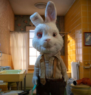 У США зняли мультфільм про страждання лабораторного кролика