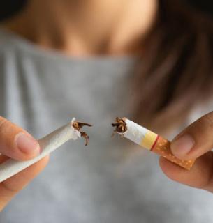 Який мікроелемент допомагає кинути курити