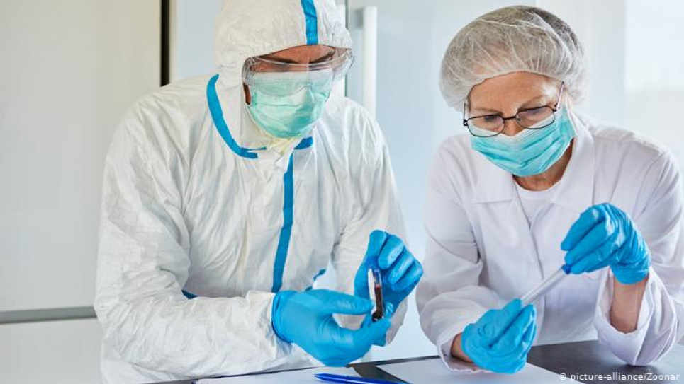 В Украине 7930 новых случаев заражения COVID, больше всего в Днепропетровской области