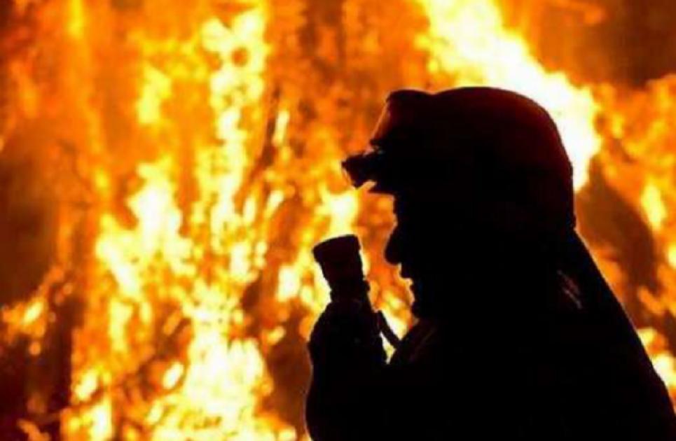 В Багдаде произошел пожар в больнице из-за взрыва кислородного баллона
