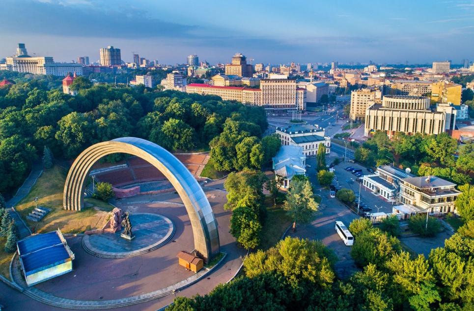 Киев выходит из «красной» карантинной зоны