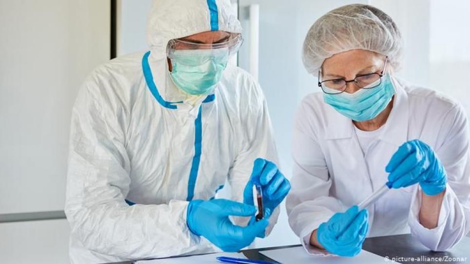 В Украине снова возросло количество новых случаев коронавируса