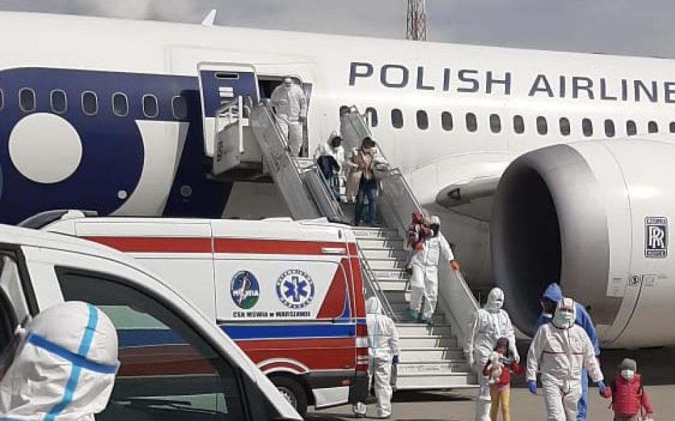 Індійський штам коронавірусу зафіксували у Польщі