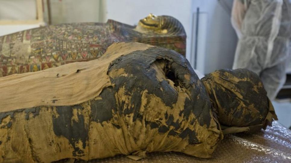 Польські науковці виявили та дослідили мумію вагітної жінки