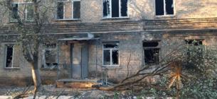 На оккупированном Донбассе российские войска обстреляли больницу для больных ковидом