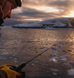 Одному із учасників української антарктичної експедиції довелося на собі відчути несприятливі погодні умови регіону