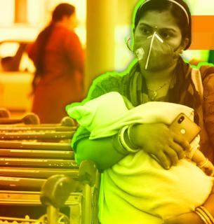 В Індії офіційно підтвердили новий штам коронавірусу