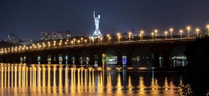 На Дніпровській набережній у столиці хочуть облаштувати парк