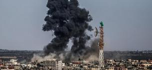 Конфлікт між Ізраїлем та бойовиками з Гази