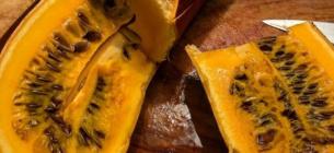 Баклажан зі смаком дині. Клімат змінився і українці можуть вирощувати екзотичні кассабанани