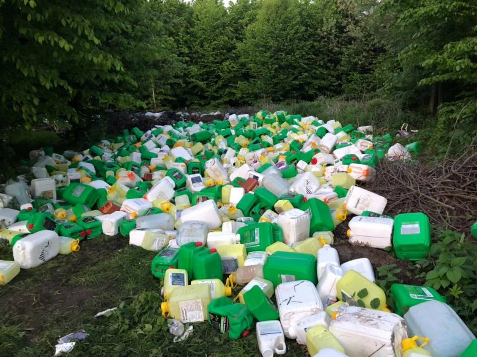 Фото: Государственная экологическая инспекция Украины