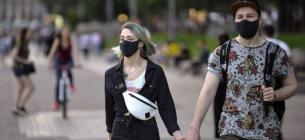 COVID: кількість померлих в Україні з початку пандемії наближається до 50 тисяч
