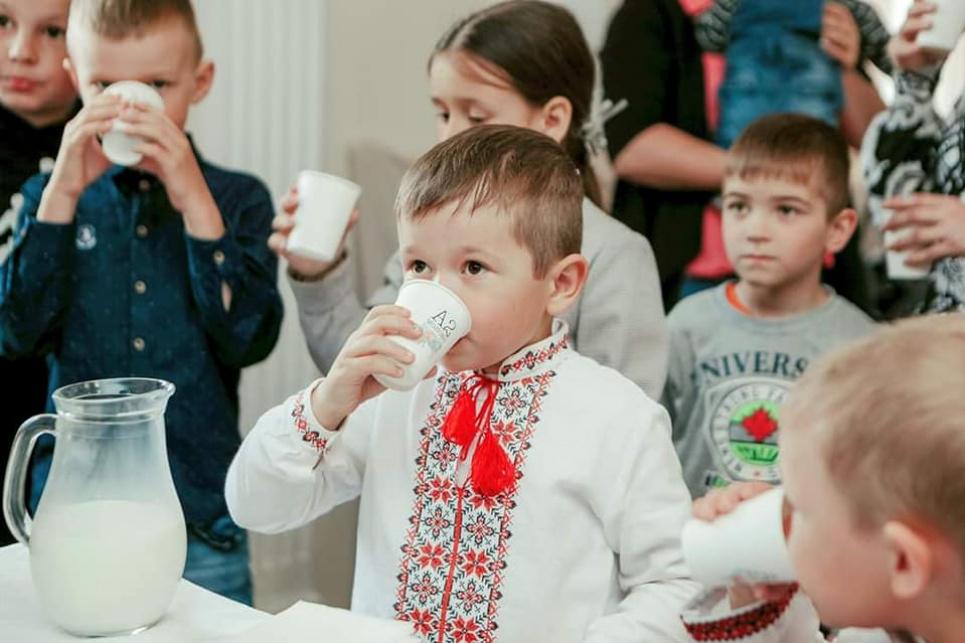Фото: Чернігівська ТПП Таке молоко називають «молоком майбутнього»