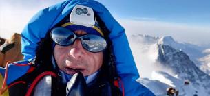 Валентин Сипавін підкорив Еверест, Ельбрус, Казбек, Монблан, Кіліманджаро та інші вершини Фото: Go Peaks