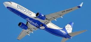 Головні авіалінії Білорусі скасували рейси до Латвії, Швеції та України