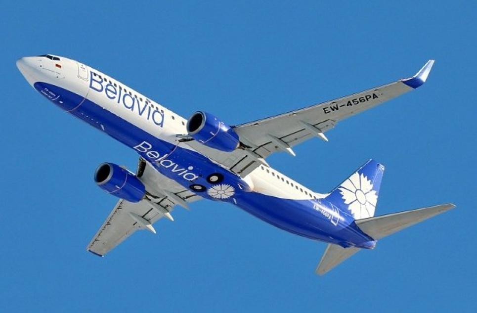 Главные авиалинии Беларуси отменили рейсы в Латвию, Швецию и Украину
