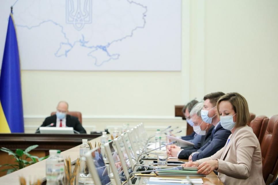 Кабмін схвалив Стратегію енергетичної безпеки
