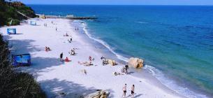 Фото: Укрпрокат Пляж в Одессе