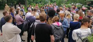 Підозрюваного в корупції т. в.о.директора Голосіївського парку відпустили під домашній арешт