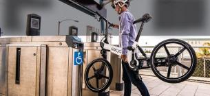 Велосипеди відтепер можна перевозити в київському метро безкоштовно