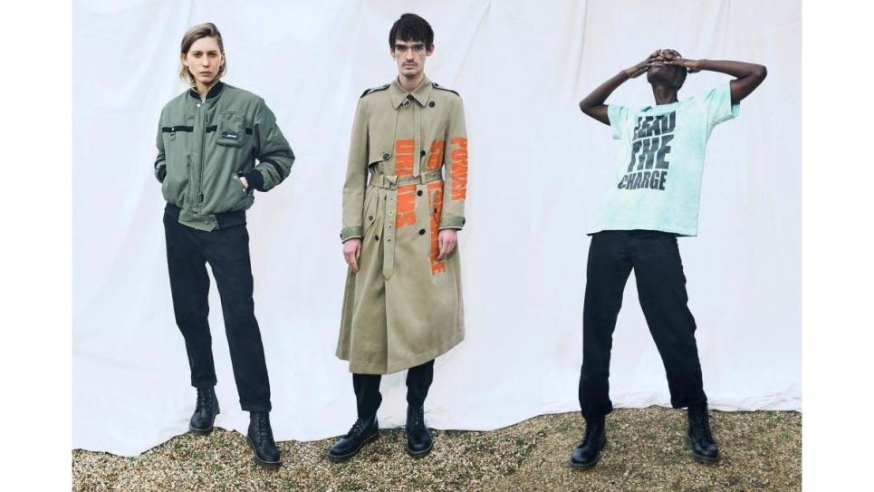 У Парижі продемонстрували одяг, яка поглинає CO2