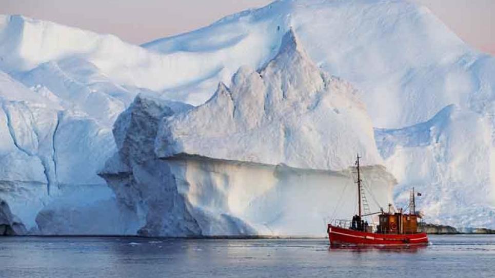 Глобальное потепление угрожает отравлением вод Арктики ртутью