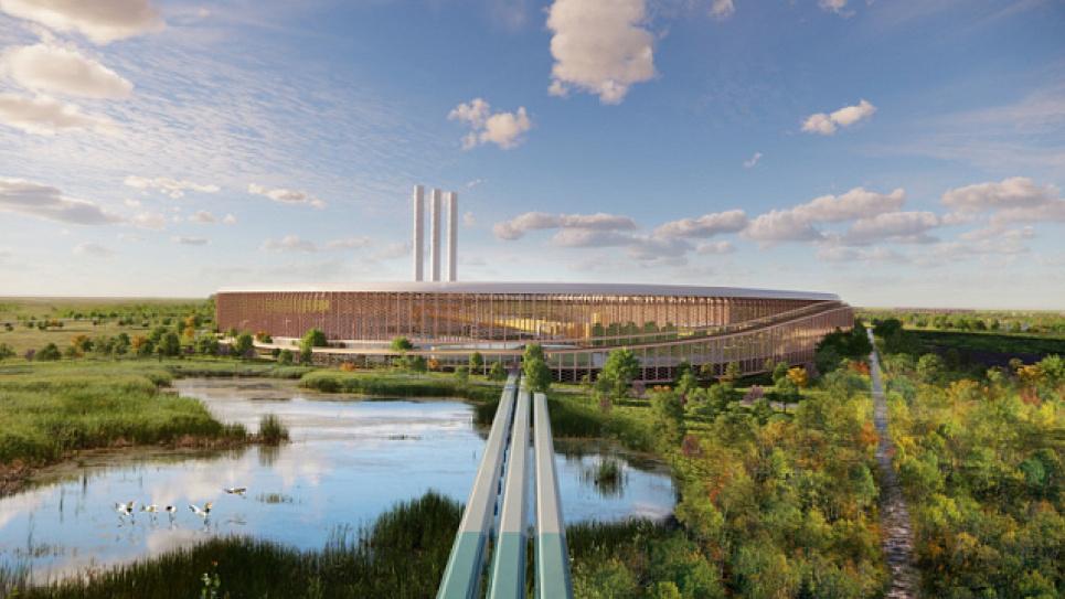 У Данії спроектували металургійний круговий завод з нульовим викидом твердих відходів