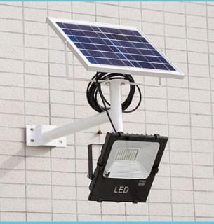 На Полтавщині планують встановити 500 прожекторів з сонячними панелями
