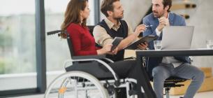 Особи з інвалідністю