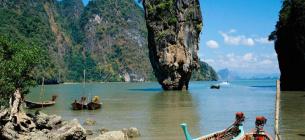 Фото: Тайланд, Доминикана, Экзотические путешествия
