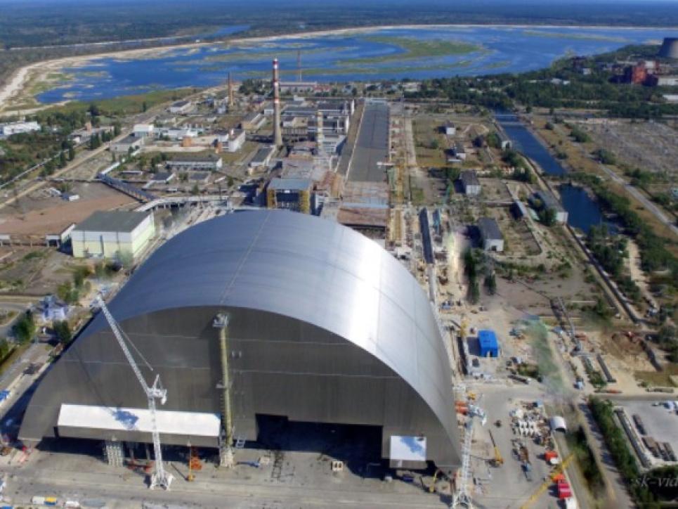 Нідерландська компанія планує інвестувати 50 млн. євро в енергопроекти в Чорнобильській зоні