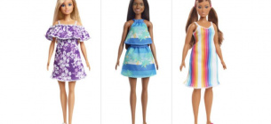Барбі стає зеленою: створено ляльки з переробленого океанічного пластику