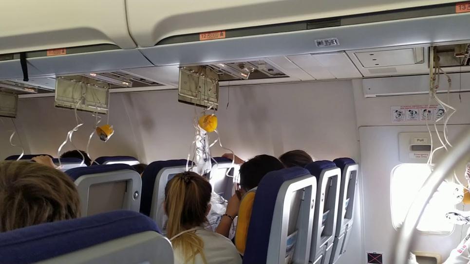 Люди пережили ужас: в самолете рейса Киев-Батуми произошла разгерметизация, маски не подавали кислород