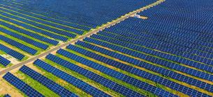 В Україні запустили сонячну станцію, яка може постачати електроенергію на 76 тисяч домогосподарств
