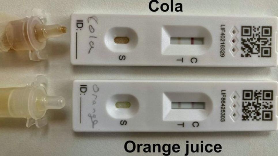 Школьники нашли способ фальсифицировать тесты на COVID и прогуливать уроки