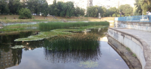 Озеро Голубое. Фото: КЭКЦ