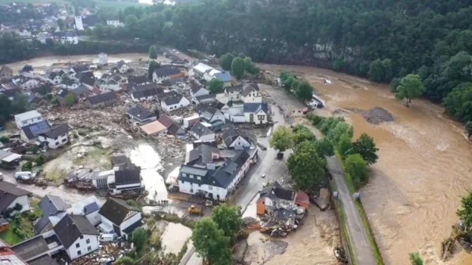 Наводнения в Германии: 11 человек погибли, 70 считаются пропавшими без вести. Задело и Бельгию