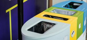 Канадці створили розумний бак для сміття, здатний розпізнати об'єкт і допомогти людині