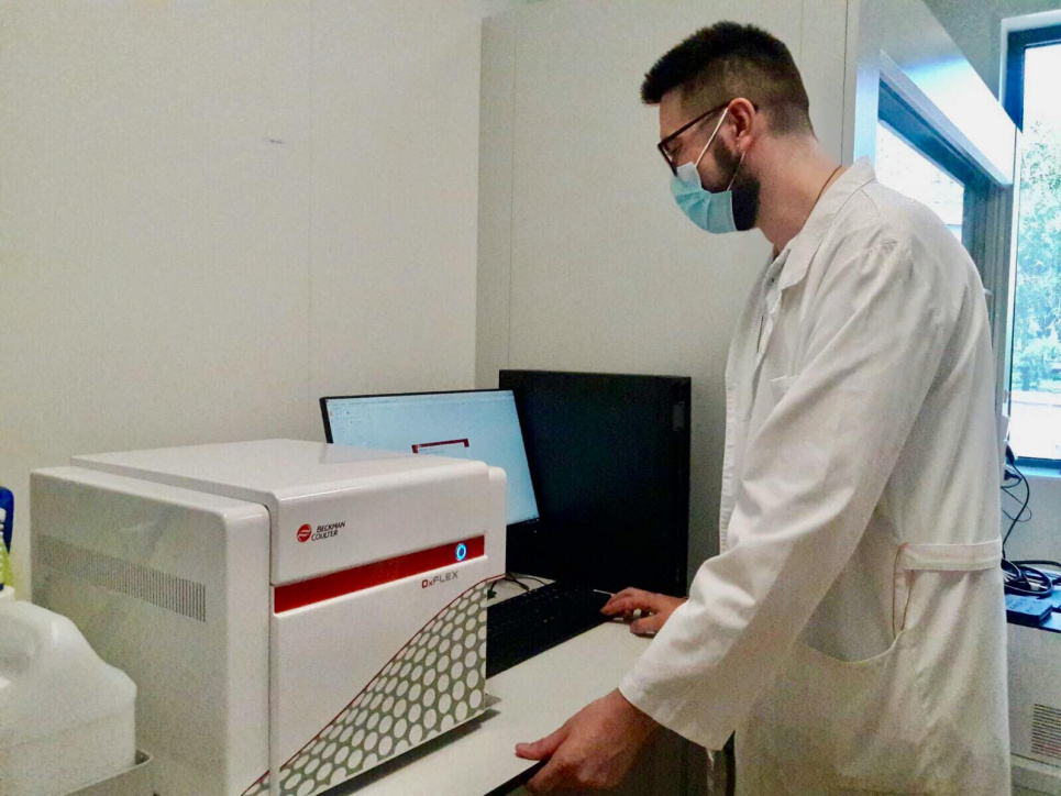 Охматдит отримав обладнання, яке контролює «приживлення» органу без біопсії