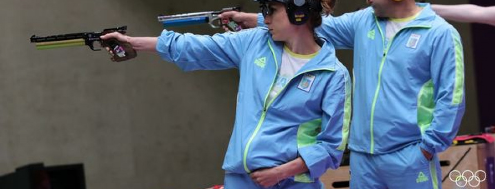 Олимпиада: украинцы завоевали третью медаль