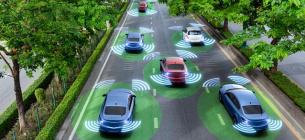 В США протестируют бетон, который позволяет заряжать электромобили во время движения